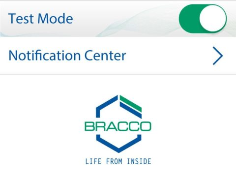 bracco-test-mode